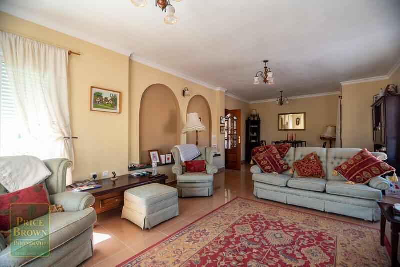 DV1516: Villa for Sale in Turre, Almería