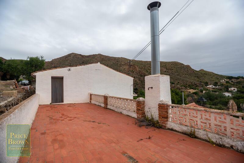 DV1517: Cortijo for Sale in  Serena, Almería