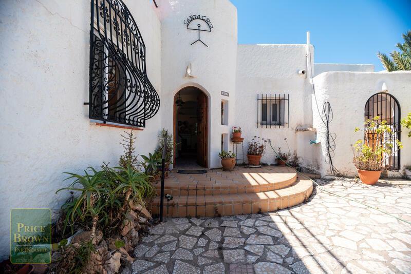 DV1521: Villa for Sale in Mojácar, Almería