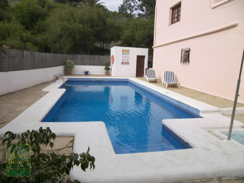 GB: Apartment for Rent in Mojácar, Almería