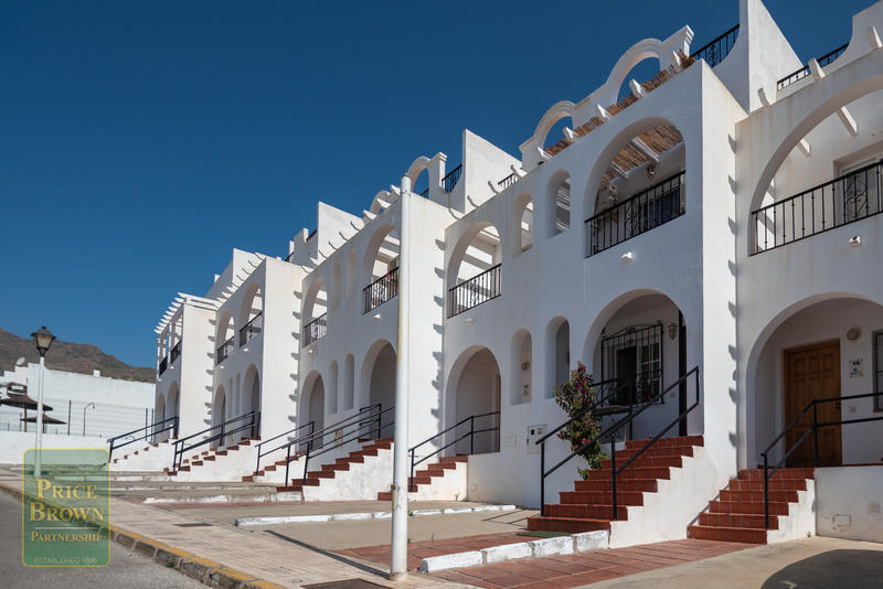 2 Bedroom Townhouse in Mojácar