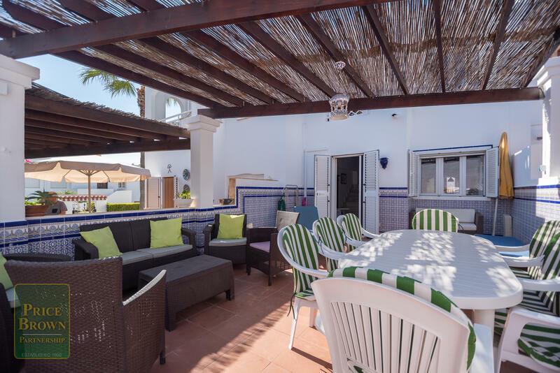 ID: Townhouse for Rent in Mojácar, Almería
