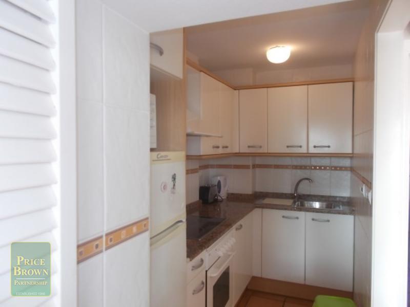 JA: Apartment for Rent in Mojácar, Almería