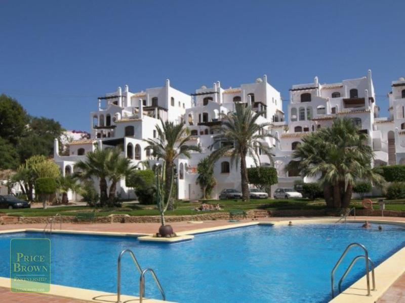 JD: Apartment for Rent in Mojácar, Almería