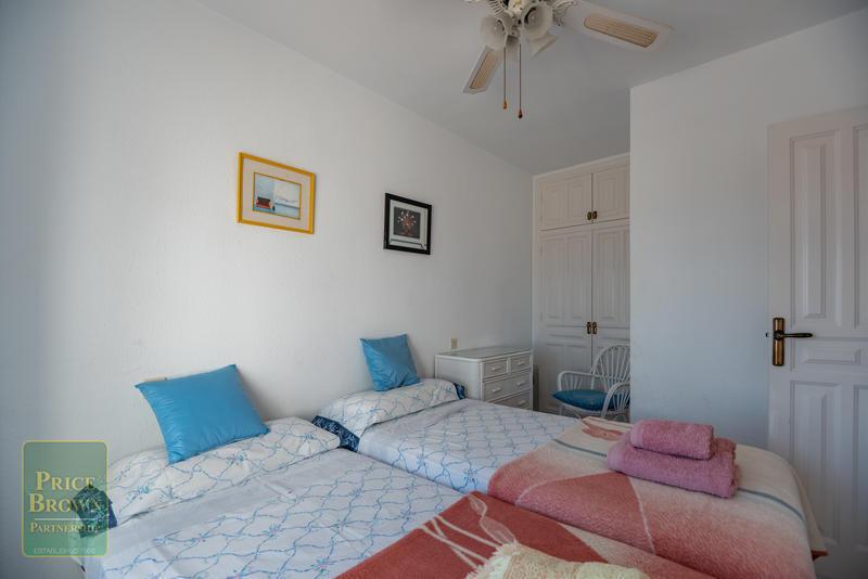 JT: Apartment for Rent in Mojácar, Almería
