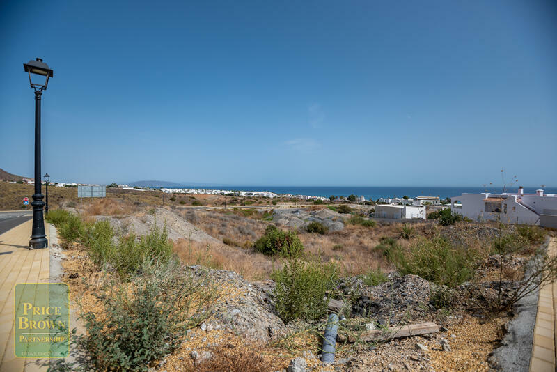 LAN10: Land for Sale in Mojácar, Almería