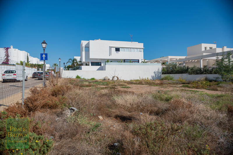 LAN08: Land for Sale in Mojácar, Almería