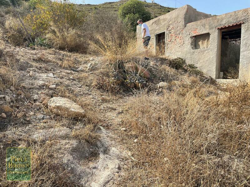 LANCR100: Land for Sale in Mojácar, Almería