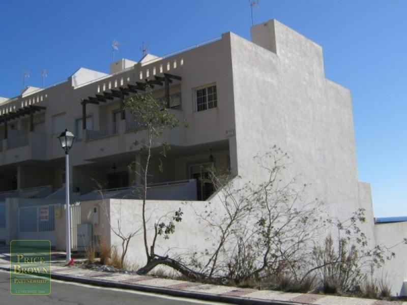 Townhouse in Carboneras, Almería