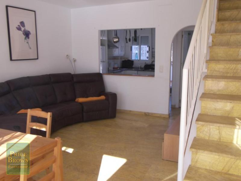 LV717: Townhouse for Sale in Vera Playa, Almería
