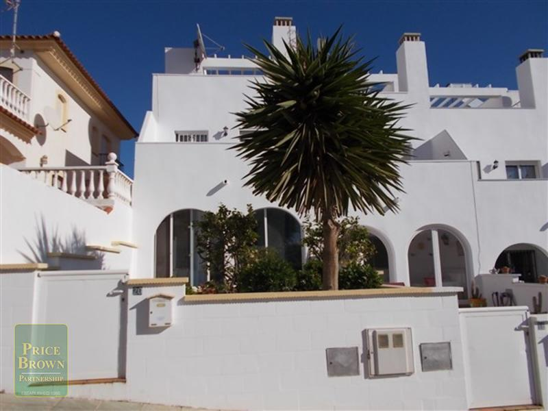 Townhouse in Palomares, Almería