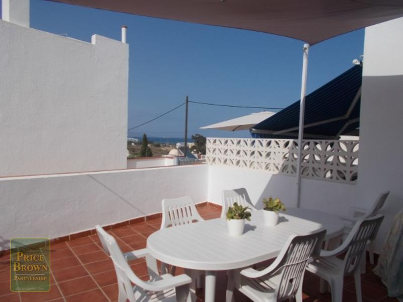 LV741: Townhouse for Sale in Mojácar, Almería