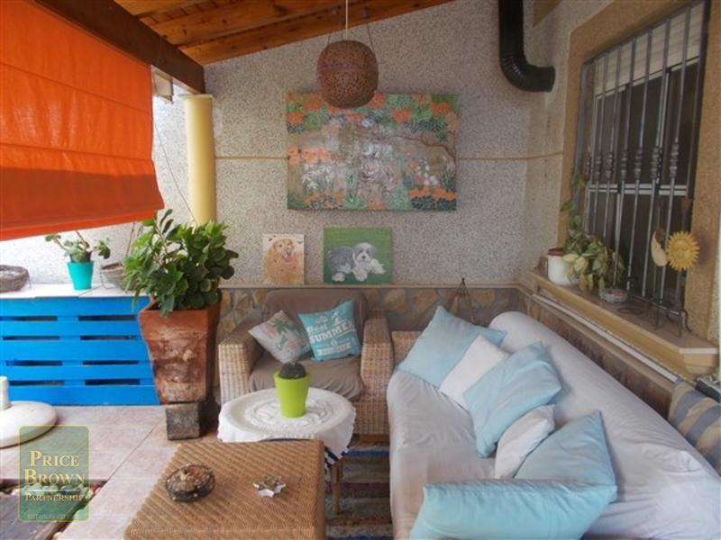 LV742: Townhouse for Sale in Antas, Almería