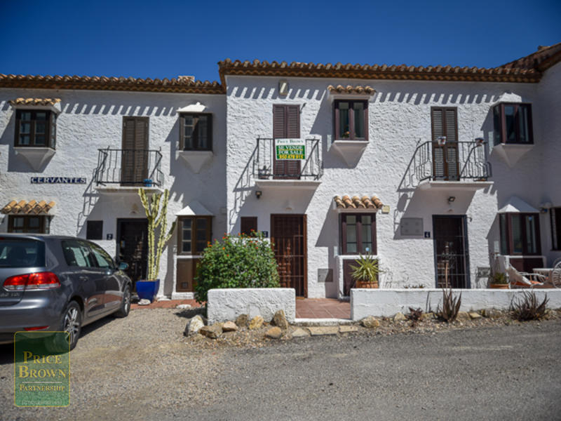 LV751: Townhouse for Sale in Turre, Almería