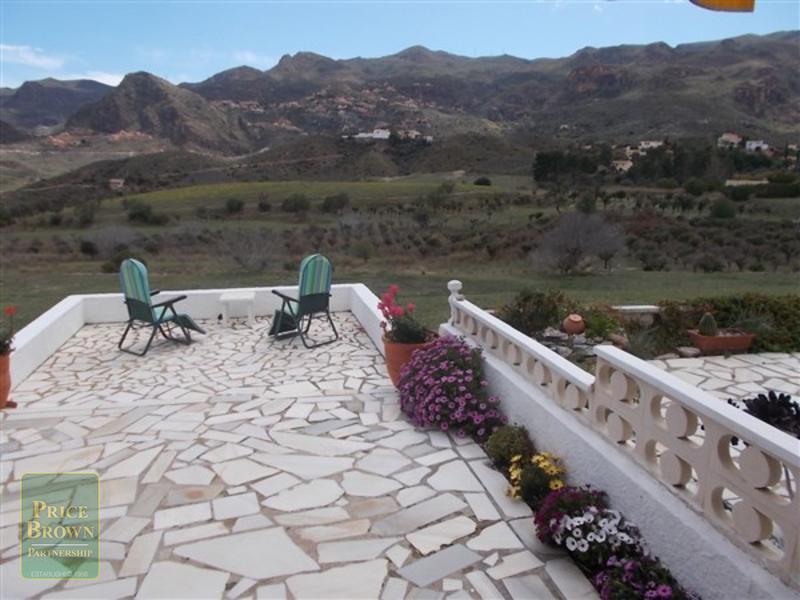 LV752: Duplex en venta en Turre, Almería