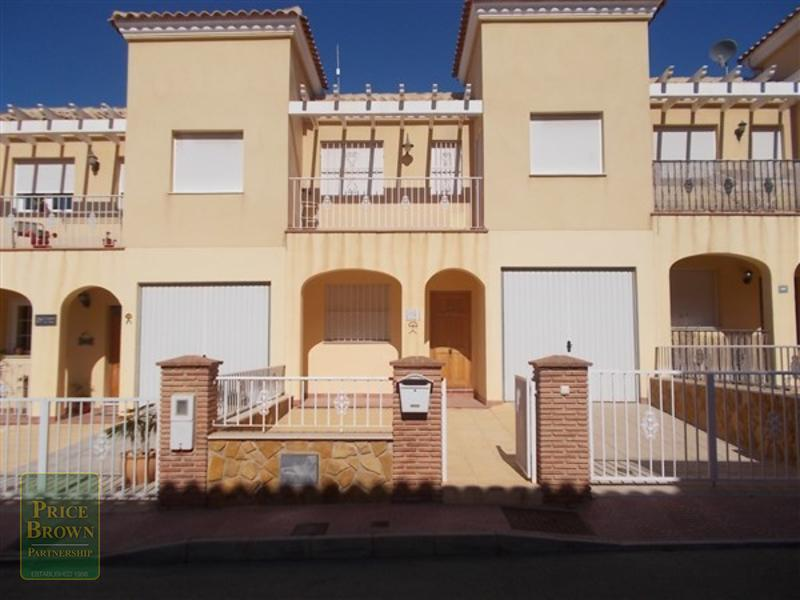 Townhouse in Antas, Almería