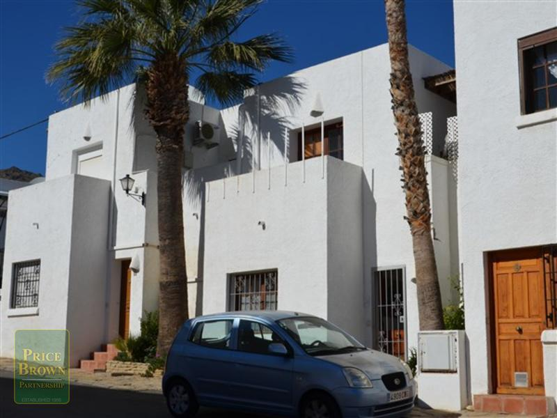 3 Bedroom Townhouse in Mojácar