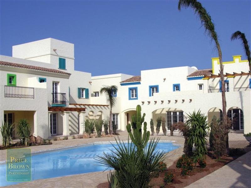 Townhouse in Playa Marques, Almería