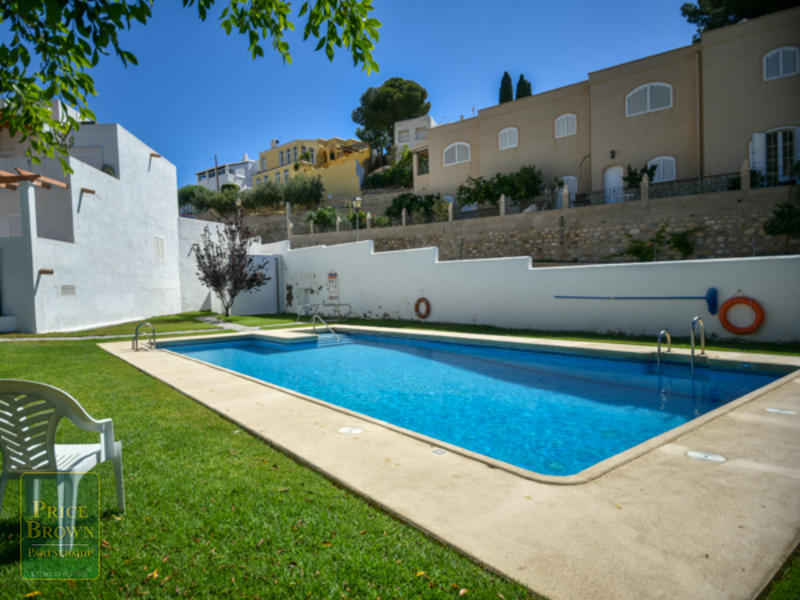 LV773: Townhouse for Sale in Mojácar, Almería
