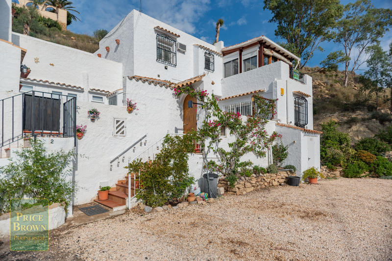 LV777: Townhouse for Sale in Turre, Almería