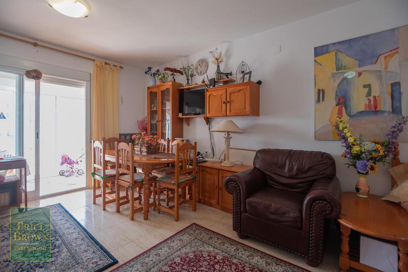 LV784: Duplex en venta en Mojácar, Almería