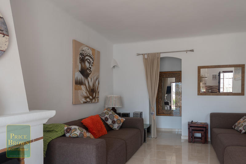 LV785: Villa for Sale in Villaricos, Almería