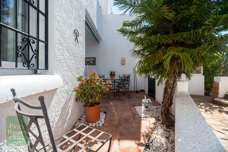 LV795: Townhouse for Sale in Mojácar, Almería