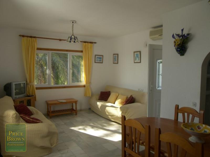 LW: Apartamento En renta en Mojácar, Almería