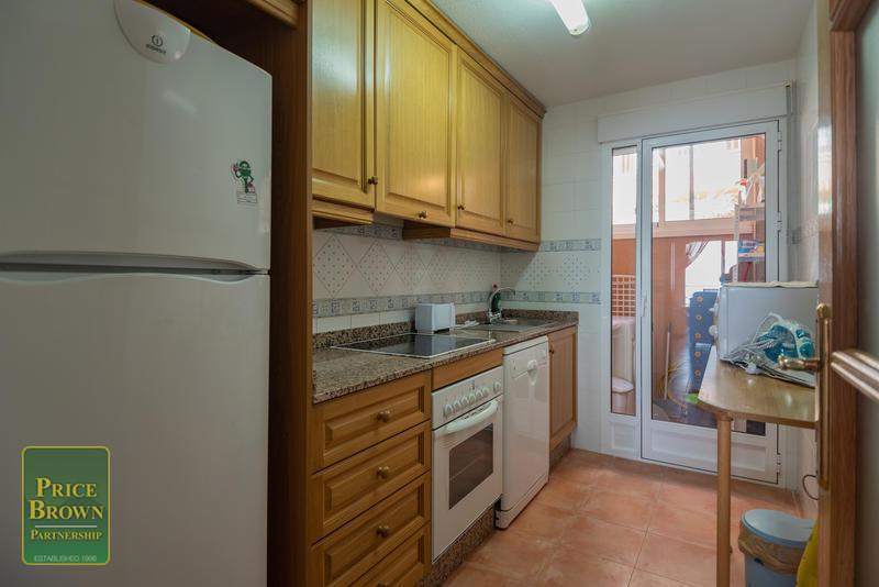MO: Apartment for Rent in Mojácar, Almería
