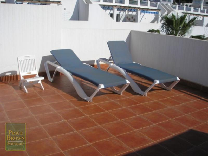 ND: Townhouse for Rent in Mojácar, Almería