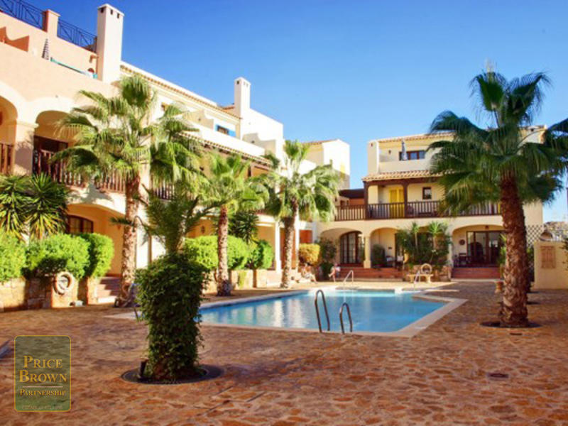 ND1-002: Apartment for Sale in Villaricos, Almería