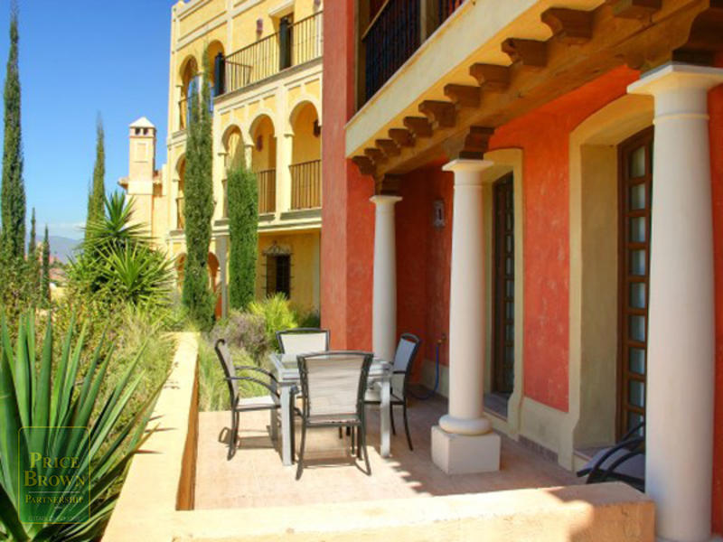 ND1-007: Townhouse for Sale in Desert Springs, Almería