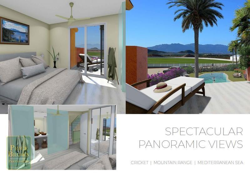 ND1-014: Townhouse for Sale in Desert Springs, Almería