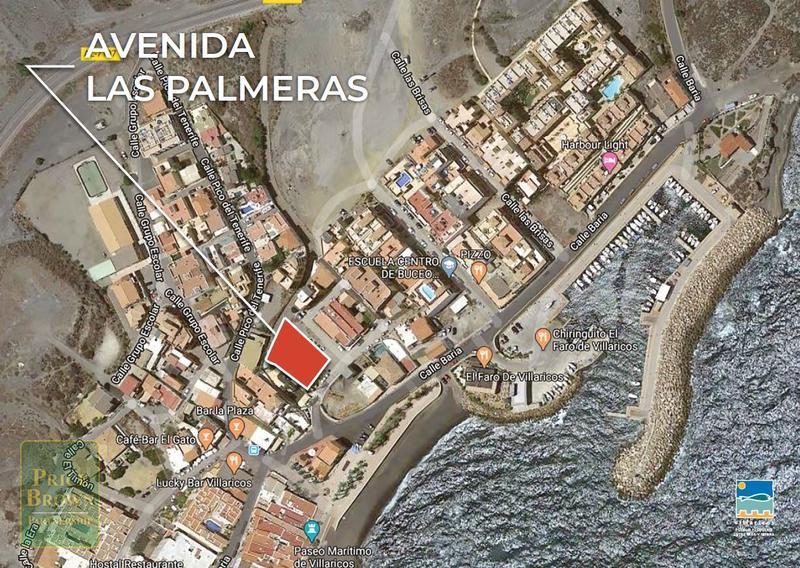 Land in Villaricos, Almería
