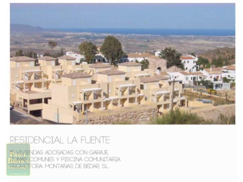 ND3: Apartment for Sale in Bédar, Almería
