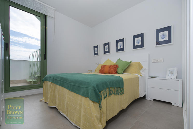 ND7: Apartment for Sale in Mojácar, Almería