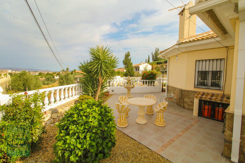 PBC001: Villa for Sale in Arboleas, Almería