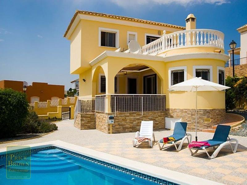 PBK0870: Villa for Sale in Turre, Almería