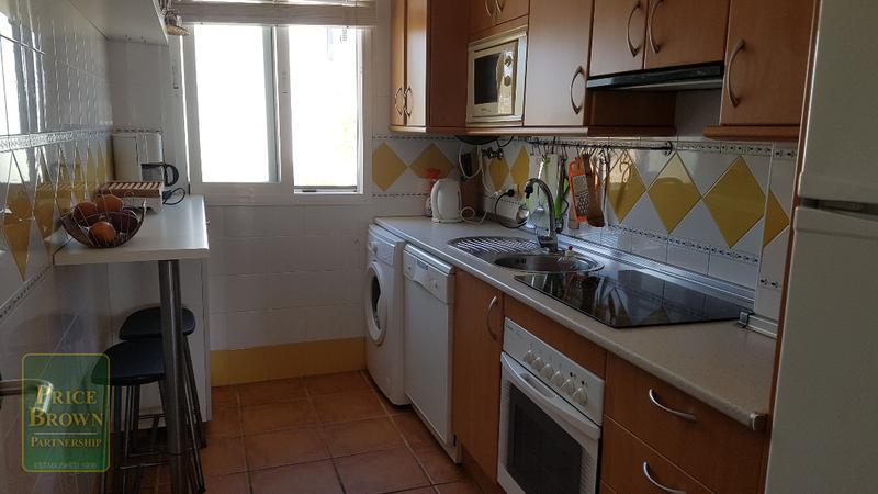 PBK1862: Apartment for Sale in Mojácar, Almería