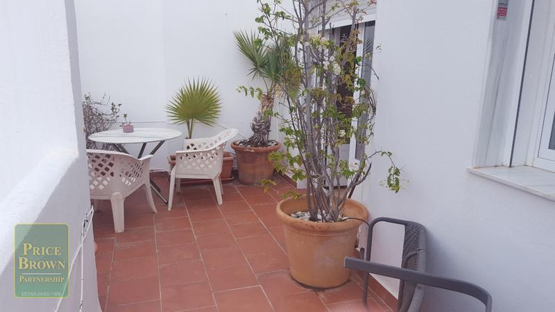 PBK1890: Townhouse for Sale in Mojácar, Almería
