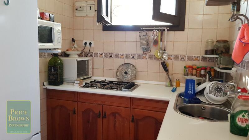PBK1931: Apartment for Sale in Mojácar, Almería