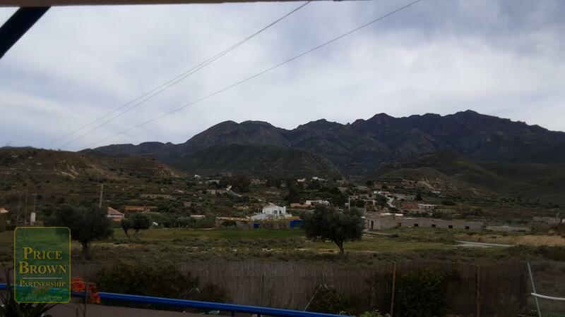 PBK1950: Cortijo for Sale in Turre, Camino de La Nava, Almería