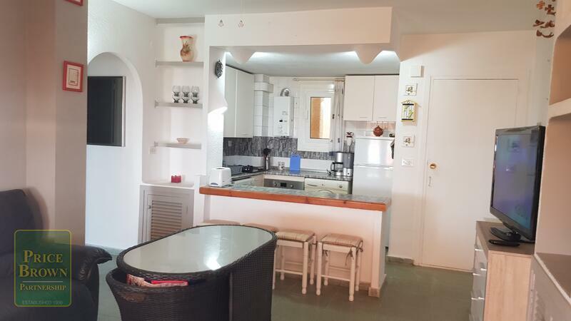 PBK1965: Apartment for Sale in Garrucha, Almería