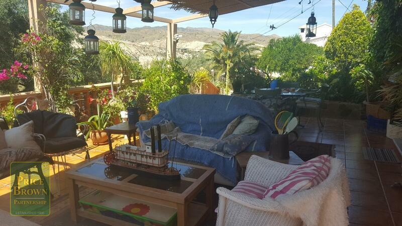 PBK71840: Cortijo for Sale in La Huelga, Almería