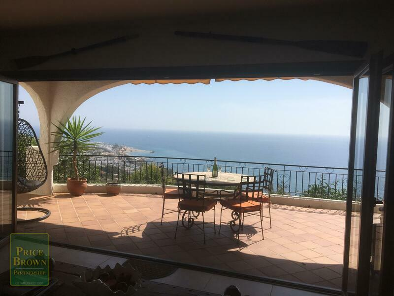 PBNW1287: Villa for Sale in Mojácar, Almería
