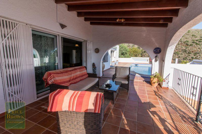 PBV2015: Villa for Sale in Mojácar, Almería