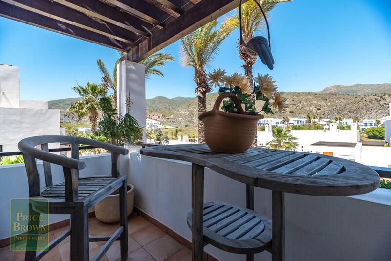 LV796: Duplex en venta en Mojácar, Almería