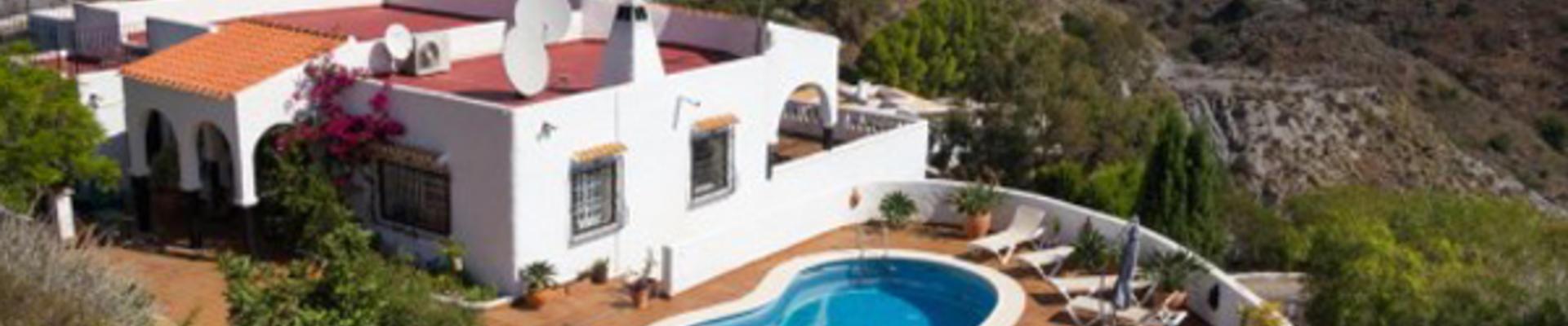 RENMojacar: 4 Bedroom Villa for Rent