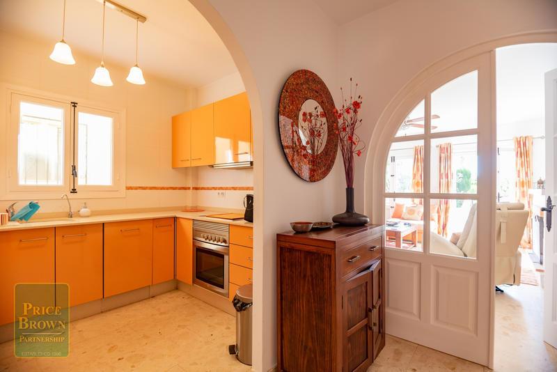 RW: Apartment for Rent in Mojácar, Almería