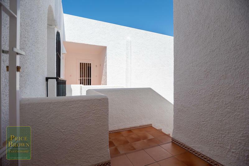 SM: Apartment for Rent in Mojácar, Almería